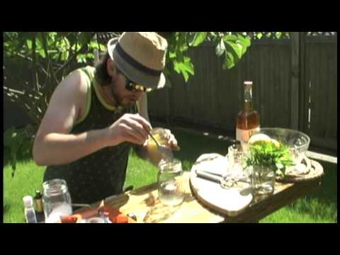 MAI-TAI & HOME MADE ORGEAT (DRINKS UNDRESSED TV SHOW EP.11)