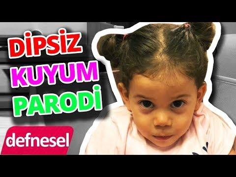 Dipsiz Kuyum Parodi Emrah Karaduman feat Aleyna Tilki
