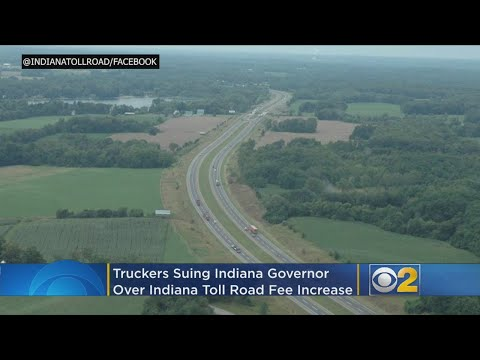Mick Lee - Truckers Sue Indiana Governor Over Toll Road Fee Hike