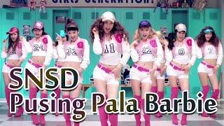 Gambar cover Girls' Generation (SNSD) - Pusing Pala Barbie