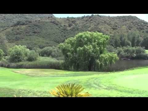 Malibu Golf Club, Golfing in the Hidden Canyons of Malibu County