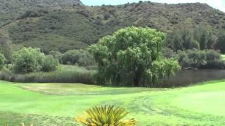 Malibu Golf Club, Golfing in the Hidden Canyons of Malibu County