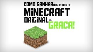como ganhar minecraft original de graça! (macete free-gg)