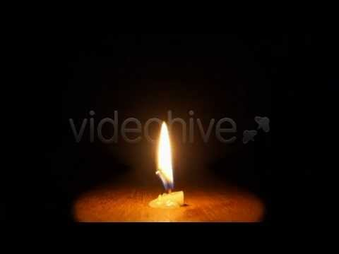 Funeral Candle Life Time Lapse-After Effects Template - Youtube