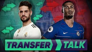 Ruben Loftus-Cheek To LEAVE Chelsea If He's Not Given More Game Time! | Transfer Talk