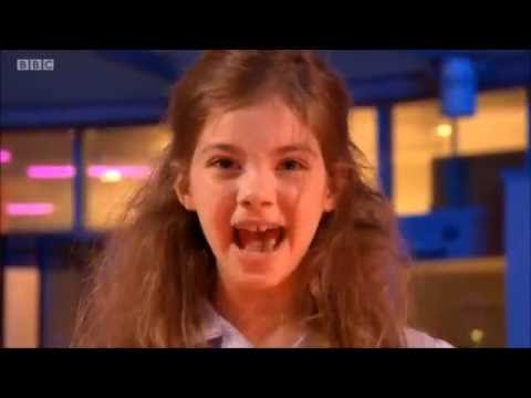 Matilda the Musical performance on The One Show BBC