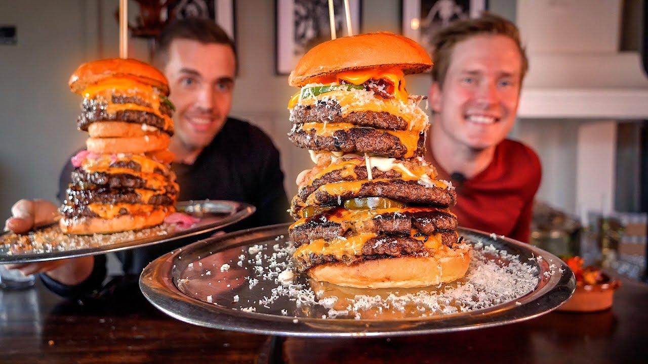 sveriges bästa hamburgare