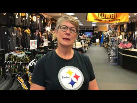 Steelers store hurt by national anthem controversy