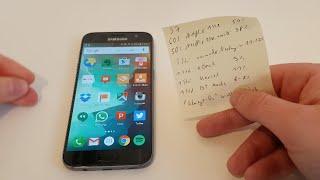 Samsung Galaxy S7 Test Fazit nach 72 Stunden