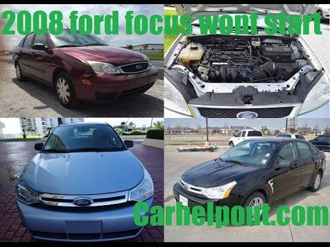 Mobile Mechanic Tips 23: 2008 Ford Focus Won't Start Problem