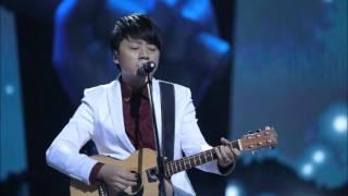 中國好聲音 第四季 - 第十五期 2015-10-16 張磊 - 南山南 無雜音版