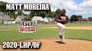 Gambar cover 2020-LHP/OF Matt Moreira Baseball Skills Video