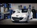 PHILIPS TUTORIAL - Cómo cambiar las lámparas de los faros de tu Peugeot 308