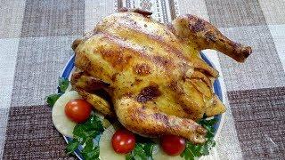 Безумно Вкусная Курица , Сочная и Нежная с Яблоками и Ананасом !