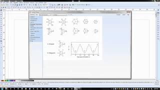 Basics of chemsketch for NKU Organic Chemistry