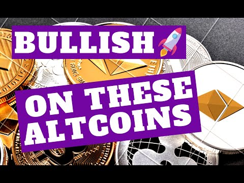 I AM BECOMING BULLISH ON THESE ALTCOINS 🚀 TOP ALTCOINS FOR 2021 I (Huge Altcoin Gains Are Coming)