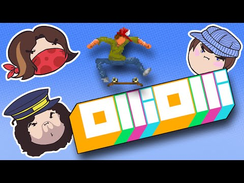 OlliOlli - Steam Train