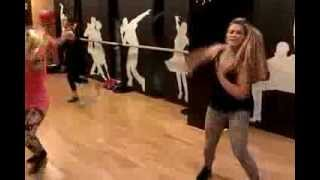 Latino Ladies Style - Riverpark Dance School - Vivir mi vida (Marc Anthony)