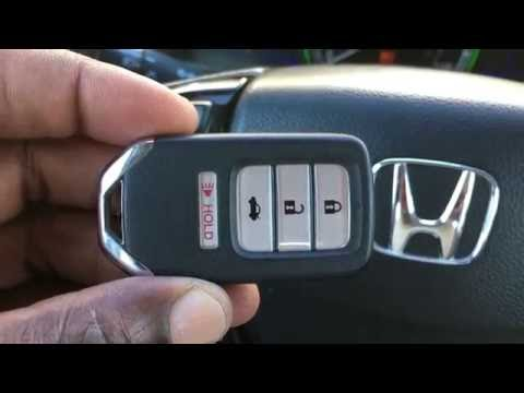 DIY Honda SMART Key FOB Battery Replacement