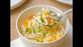 Súp gà nấm ngô non: món ăn dinh dưỡng và tiện lợi cha cả nhà| VTC14