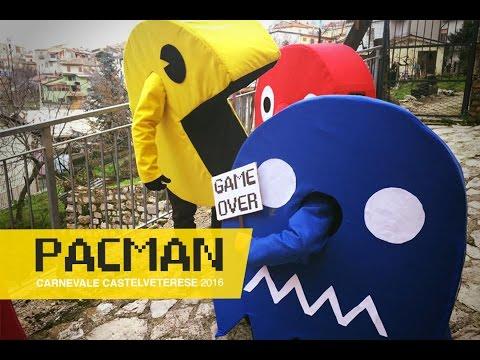PACMAN & Ghost   Game Costume DIY