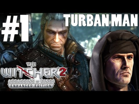 The Witcher 2: Assassins of Kings - TURBAN MAN - #1