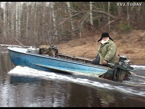 Экспедиция ТВ2. Кеть-Кас.