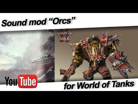 Озвучка Warhammer 40 000 для World of Tanks 000