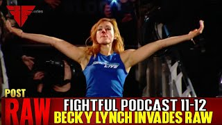 WWE Raw 11/12/18 Full Show Review & Results | Fightful Wrestling Podcast