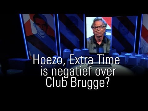 Hoezo, Extra Time is negatief over Club Brugge?