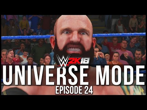 WWE 2K18 | Universe Mode - 'SANITY TAKE OVER!' | #24