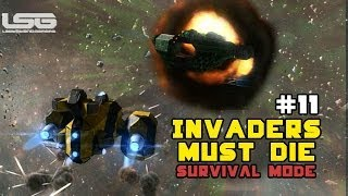 Space Engineers - Invaders Must Die, Intense Dog Fighting Part 11