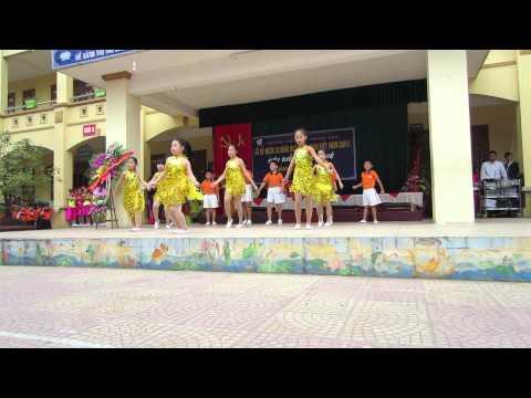 Nhảy vũ khúc Tây Ban Nha - Tiểu học Trung Văn