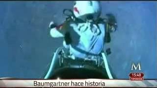Superó Baumgartner la velocidad del sonido