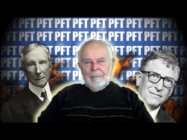 Big Pharma in the age of Covid-19(84) with G. Edward Griffin!!!