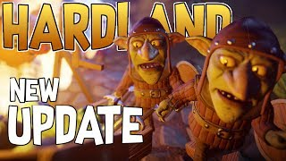 Hardland Gameplay on Steam 2017 - Open-World Action RPG with Litanah