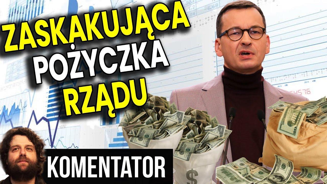Bankierzy Pożyczyli Polsce Pieniądze na Ujemny Procent - Co Knują? - Analiza Komentator Inwestycje