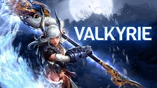 TERA: Valkyrie Class Video Guide