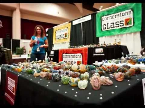 Best Functional Glass Art Wholesale Buyers Trade Show