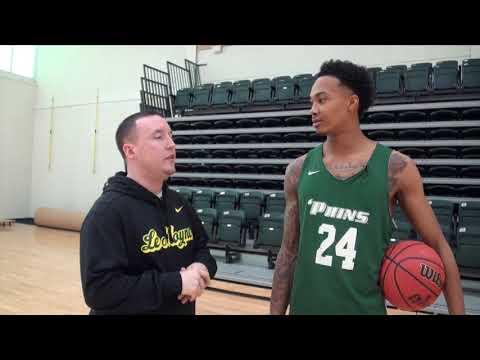 Le Moyne College Men's Basketball NCAA Elite Eight Preview with Robert Jones III