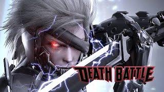 Raiden rips into DEATH BATTLE!