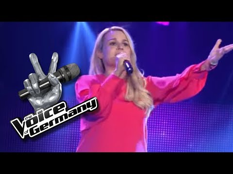 Alexa Feser - Mehr als ein Lied   Carole Curty   The Voice of Germany 2017   Blind Audition