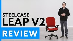 Steelcase Leap Ergonomic Office Chair Review