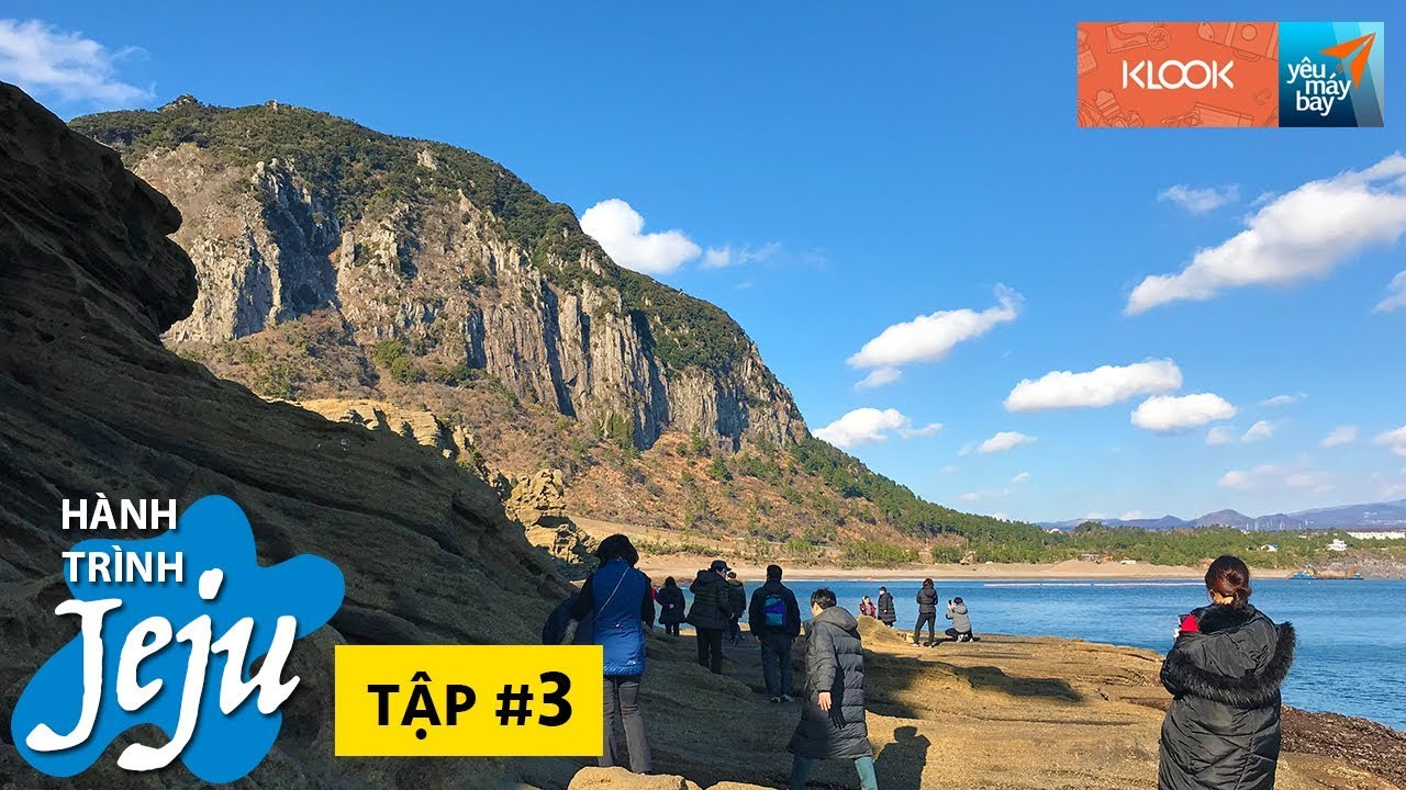 KHÁM PHÁ JEJU #3: Thiên nhiên Tây đảo Jeju | Yêu Máy Bay