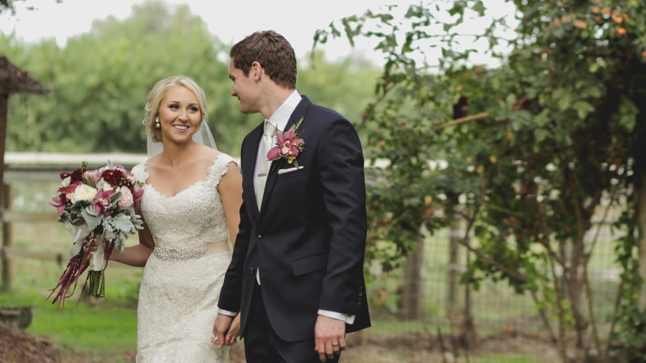 Wedding Videographer Fresno Kingsburg Video You