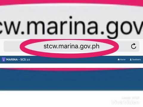 Marina SRN Registration