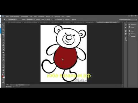 схема рисунка для вязания как сделать самому Youtube