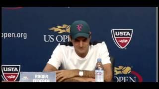 US Open 2015 Roger Federer 'still feels young'
