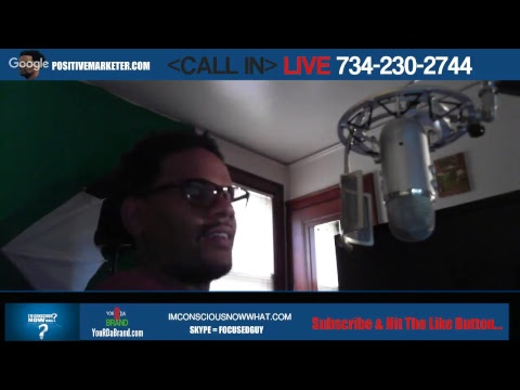 Conscious Chatter Your Topic Call In Live  734-230-2744