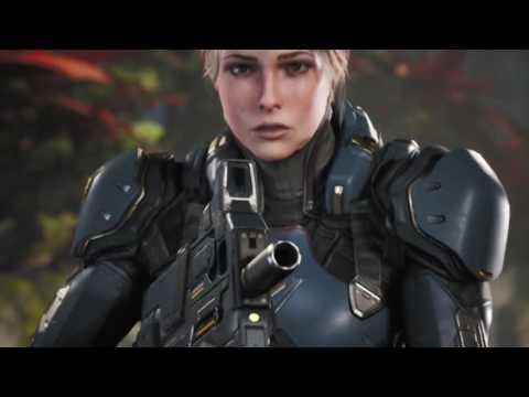 видео: paragon — новый герой Лейтенант Белика